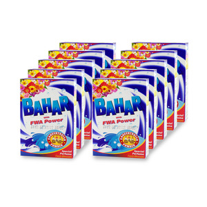 Bahar Washing Powder Top load 100g 10s