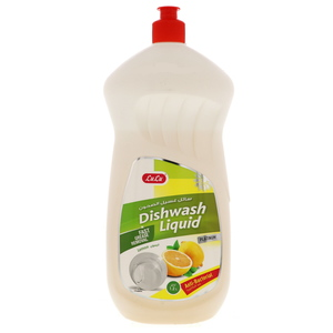 Lulu Platinum  Dish Wash Liquid Lemon 1.2Litre