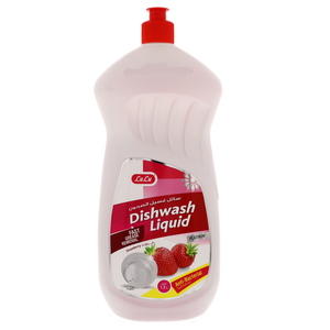 Lulu Platinum  Dish Wash Liquid Strawberry 1.2Litre