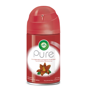 Air Wick Air Freshener Freshmatic Refill Pure Smooth Lily 250ml