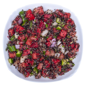 Fresh Quinoa Watermelon And Cucumber Salad 400g Approx. Weight