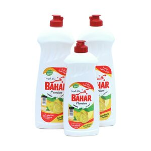 Bahar Dish Washing Liquid Premium 2 x 700ml + 400ml