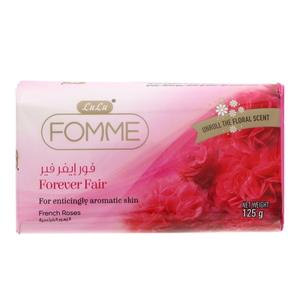 Lulu Fomme Soap Forever Fair 125g