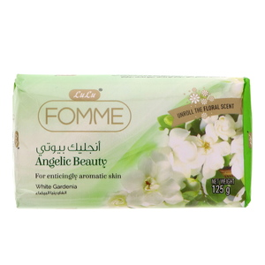 Lulu Fomme Soap Angelic Beauty 125g