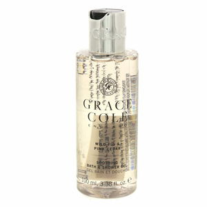 Grace Cole Soothing Bath And Shower Gel Wild Fig And Pink Cedar 100ml