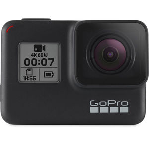 GoPro Action Camera HERO7 G02CHDHX-701 Black
