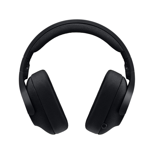 Logitech G433 Wired Surround Gaming Headset, Triple Black