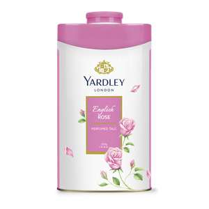 Yardley Perfumed Talc English Rose250g