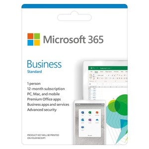 Microsoft 365 Business Standard [Digital Download]