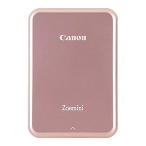 Canon  Zoemini Photo Printer PV-123, Rose Gold