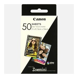 "Canon Zink 2""x3"" Photo Paper 50s ZP-2030"