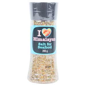 I Love Himalayan Salt for Seafood 245g