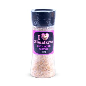 I Love Himalayan Salt With Garlic 250g