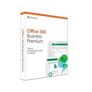 Microsoft Office 365 Business Premium KLQ-00391