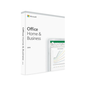 Microsoft Office Home & Business 2019 English T5D-03219
