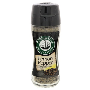 Robertsons Lemon Pepper Crushed 100ml