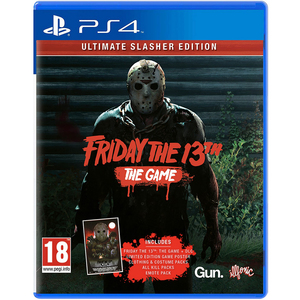 PS4 Friday the 13th: Ultimate Slasher Edition