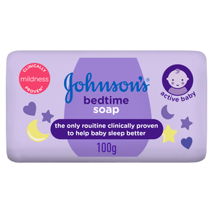 Johnson's Soap BedTime Soap 100g