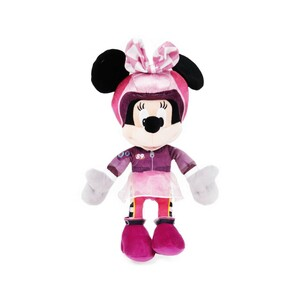 "Minnie Figure With Racing Outfit 10"" 1601259"