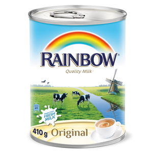 Rainbow Evaporated Milk 410g