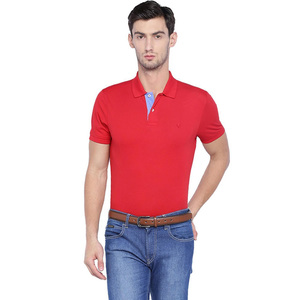 Allen Solly Men's Polo AMKP1G002492 Red