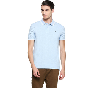 Allen Solly Men's Polo AMKP1G002431 Sky Blue