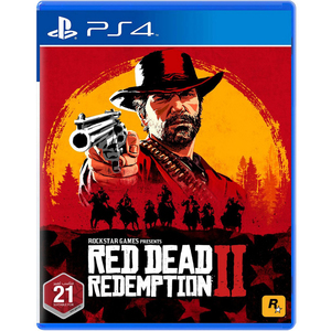 PS4  Red Dead: Redemption II