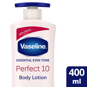 Vaseline Body Lotion Perfect 10 400ml