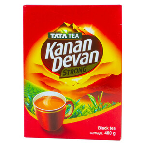 Kannan Devan Strong Black Tea 400g