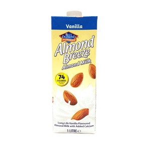 Blue Diamond Vanilla Almond Milk 1Litre