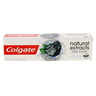 Colgate Toothpaste Natural Extracts With Activated Charcoal And Mint 75ml