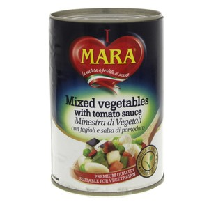 I Mara Mixed vegetables with tomato sauce 400g