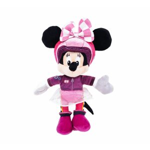 Disney Plush Roadster Minnie Racing  PDP1601251 7inch