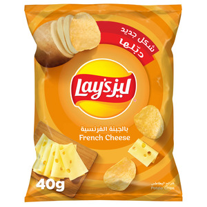 Lay's Potato Chips French Cheese 40g