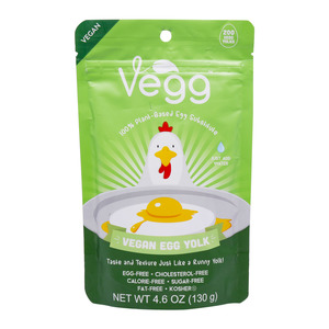 Vegg Vegan Egg Yolk 130g