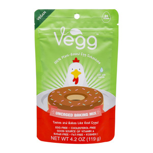 Vegg Uncaged Baking Mix 119g