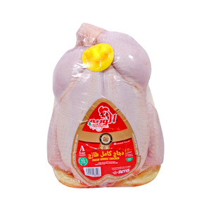 Alwayba Fresh Whole Chicken 1.2kg