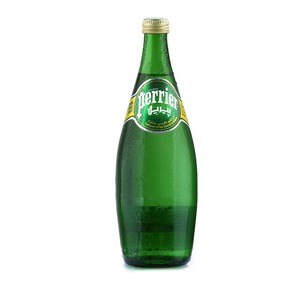 Perrier Natural Sparkling Mineral Water Regular 750ml