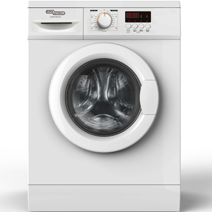 Super General Front Load Washing Machine SGW6100NLED 6Kg