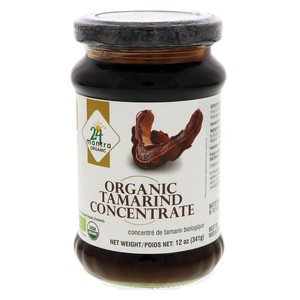 24 Mantra Organic Tamarind Concentrate 341g