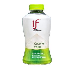 If Local Sensation Coconut Water 350ml