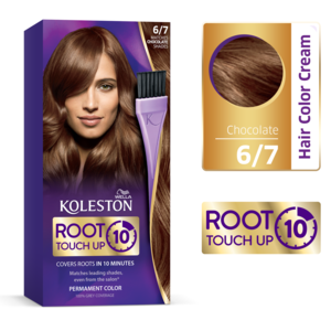 Koleston Root Touch Up 6/7 Chocolate 1pkt