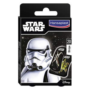 Hansaplast Disney Star Wars Kids Plasters 20pcs