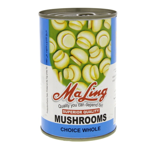 Maling whole Mushrooms 425g
