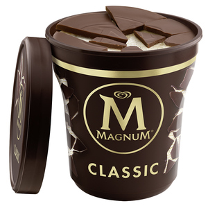 Magnum Ice Cream Tub Classic 440ml