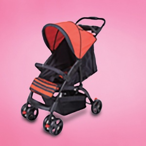 First Step Baby Stroller D6
