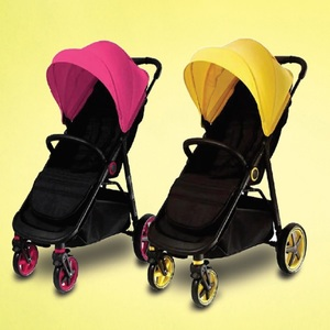 First Step Baby Stroller T-619 Assorted Color - 1 Pc