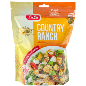 Lulu Croutons Country Ranch 141g