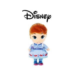 Disney Plush Olafs Frozen Adventure Anna 10