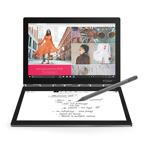 Lenovo Notebook Yoga J912F-ZA3S0084AE Black